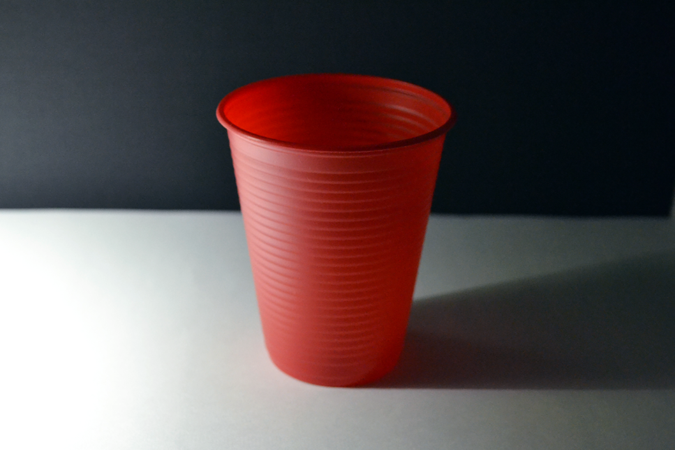 copo 200ml vermelho