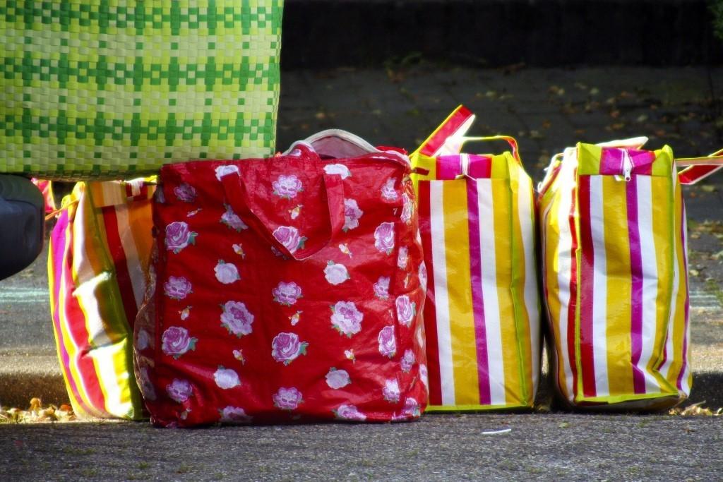 sacolas retornáveis e covid