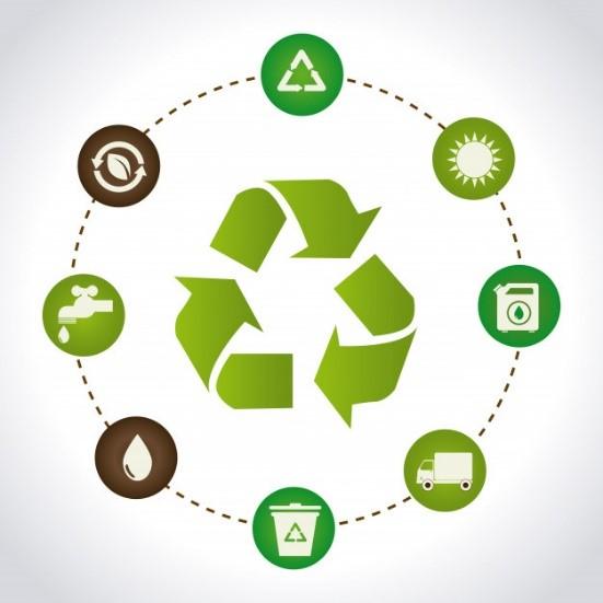 simbolo de sustentabilidade
