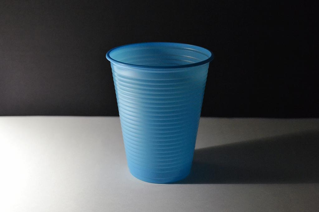 copo 200ml azul claro