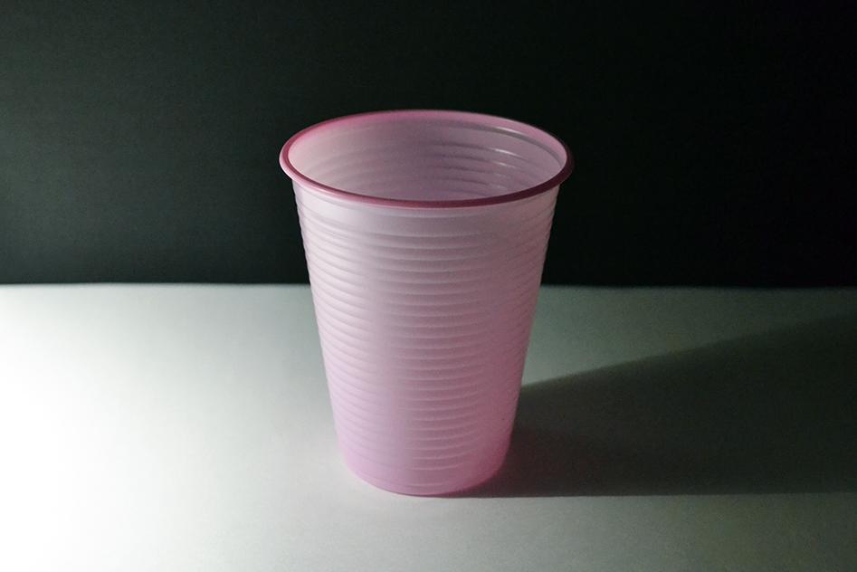 copo 200ml rosa