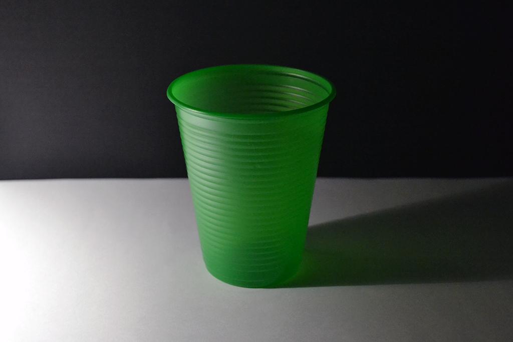 copo 200ml verde