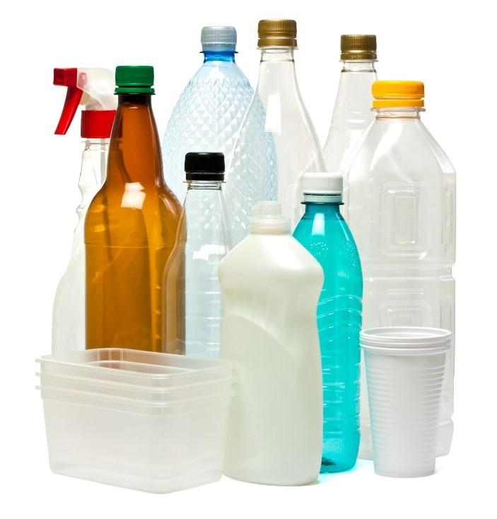 produtos plásticos